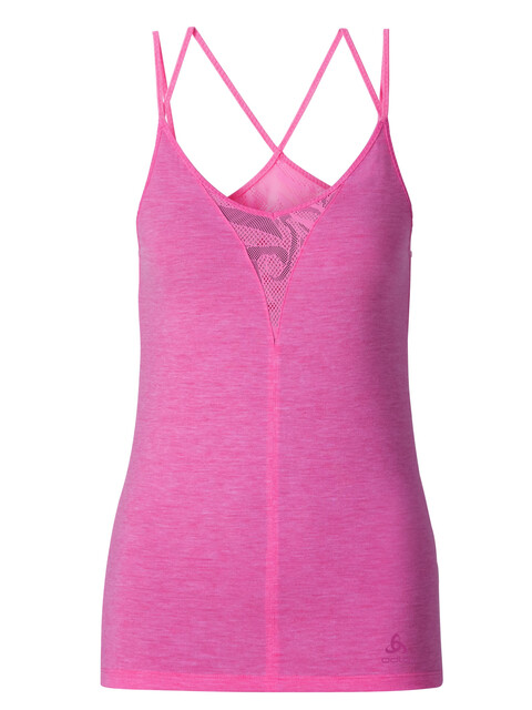 Odlo Revolution TS X-Light Singlet Crew Neck Women bittersweet melange